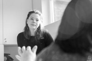 Portrait d'entrepreneur, Elodie Wery, Formation Home Organising, Namur 2018.