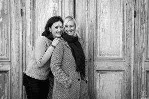 Florence Haelterman et Véronique Morelle, Happiness Flow, Conférence sur le bonheur, Rixensart 2018.