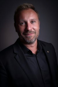Cyril Jamelot, Morphoblue, Portraits d'entrepreneurs. Aurore Delsoir Photographe d'entreprise.