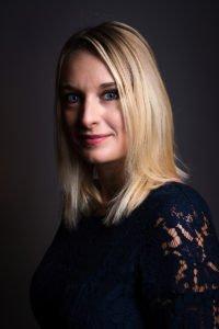 Portrait Cécile Lapp-Jamelot, Morphoblue, Portraits d'entrepreneurs. Aurore Delsoir Photographe d'entreprise.
