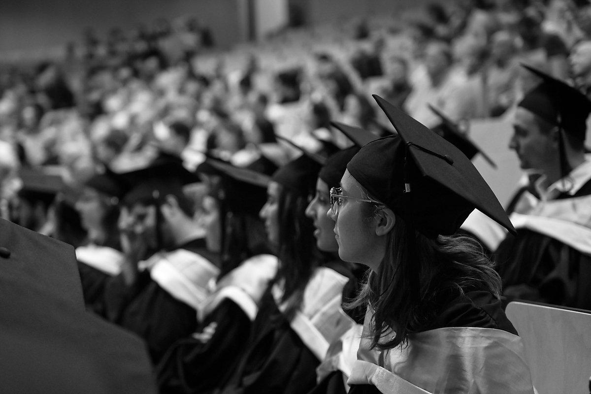 Proclamation de la Promotion 2017-2018 aux Facultés de Lettres, Traduction et Communication 06-10-2018. Aurore Delsoir Photographe d'entreprise à Bruxelles et en Wallonie