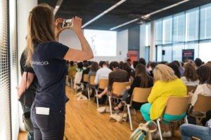Convidencia au Salon Epsilon 16-10-2018 Aurore Delsoir Photographe d'entreprise à Bruxelles et en Wallonie