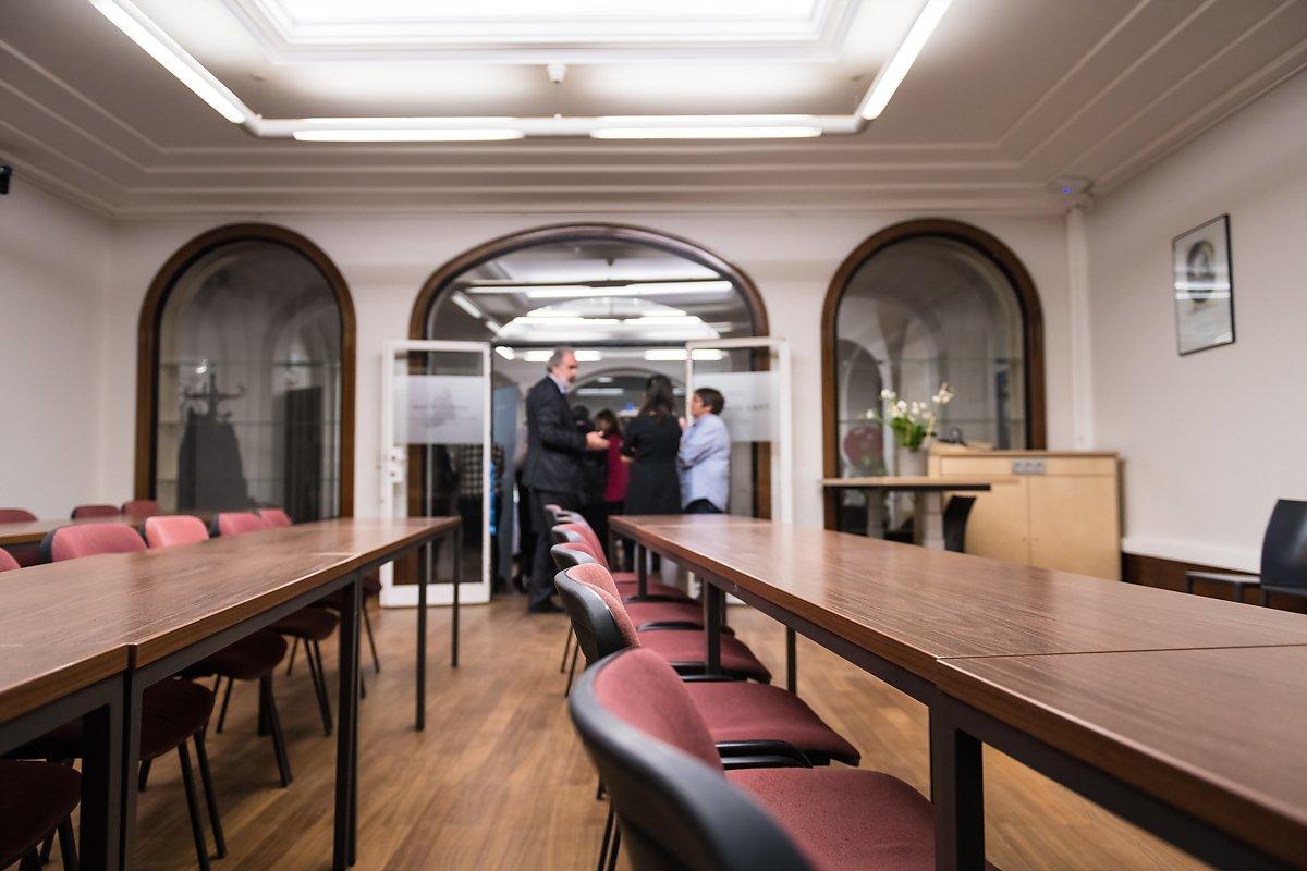 Inauguration de la Salle Kant de l'IEE 23-11-2018 Aurore Delsoir Photographe d'entreprise à Bruxelles et en Wallonie