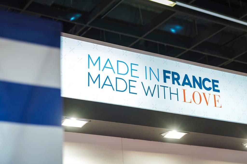 Elégance française, Salon de la confiserie, Pro Sweet Cologne (Allemagne) 28-01-2019