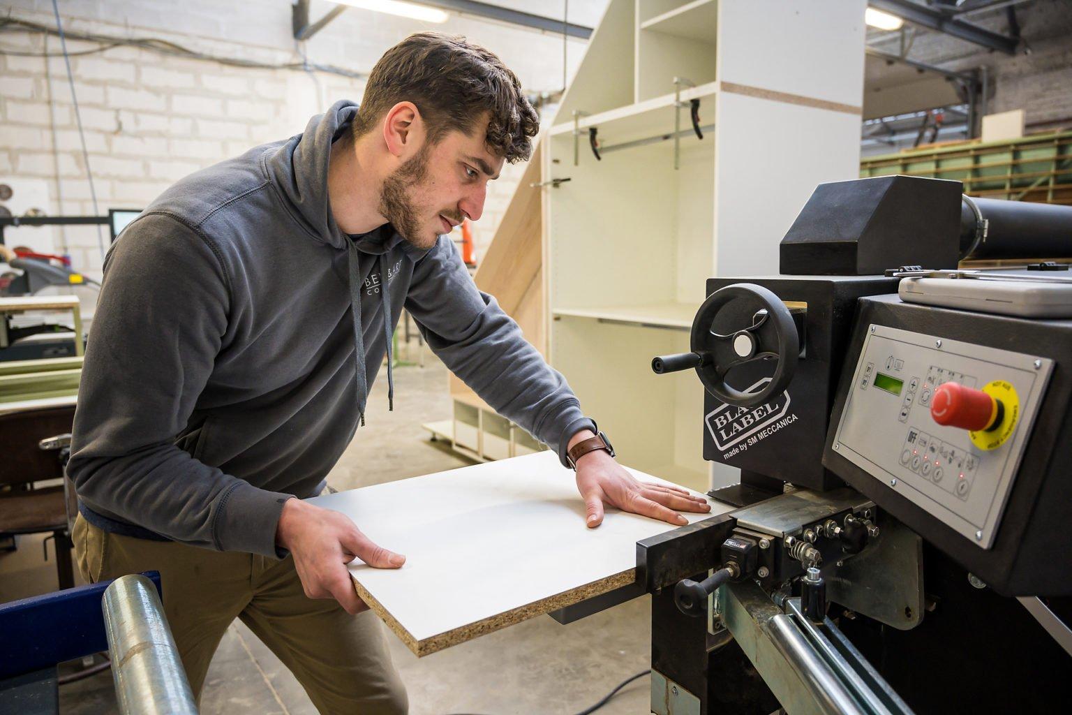 Benjamin Keizer, Ben & Art Construction, Portrait d'entrepreneur