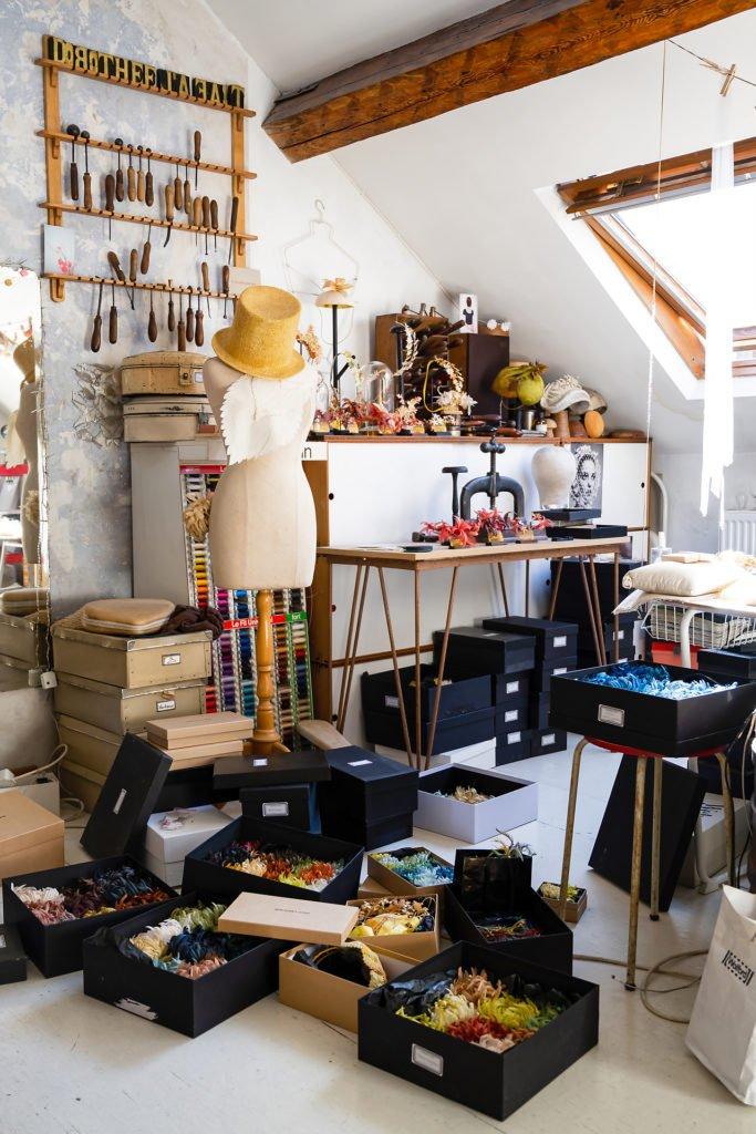 Atelier de Dorothée l'a fait, portrait d'entrepreneur, Aurore Delsoir Photographe d'entreprise à Bruxelles et en Wallonie