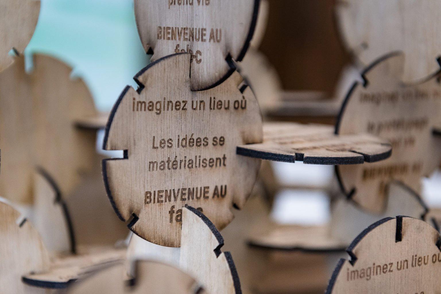 """""""Bienvenue au Fab-c"""", inauguration du FabLab de Charleroi, événement d'entreprise par Aurore Delsoir photographe d'entreprise à Bruxelles et en Wallonie"""