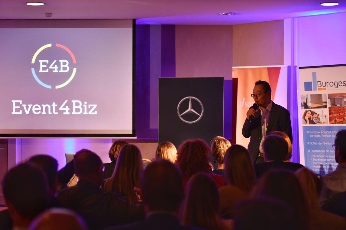 Event4Bizz à la Nuit des Entrepreneurs inspirants, Namur, 26 mars 2019, Aurore Delsoir Photographe d'entreprise