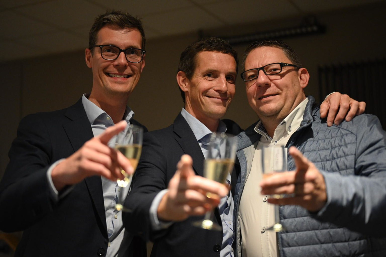 Public, Nuit des entrepreneurs inspirants Charleroi, Aurore Delsoir photographie