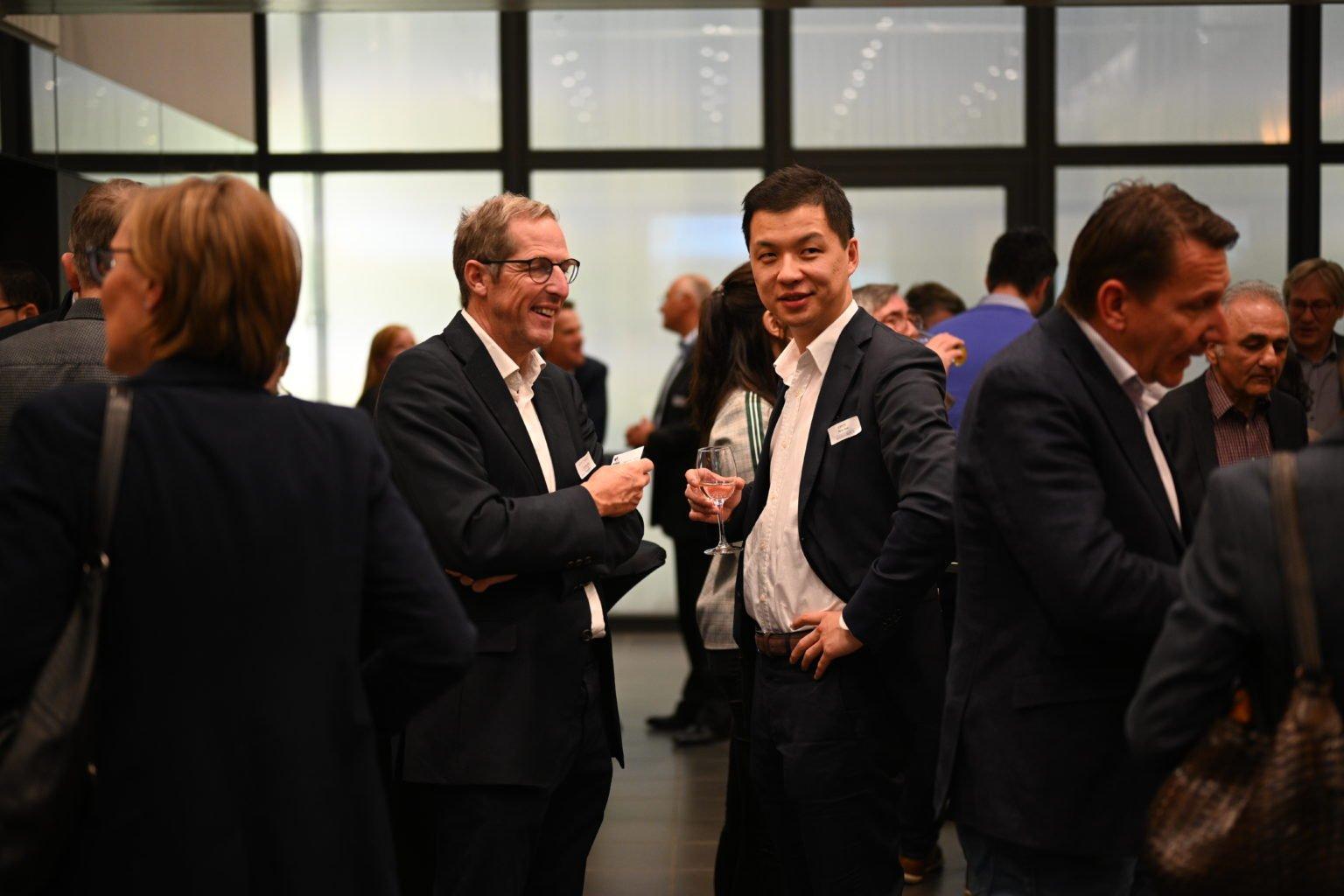 Networking, Conférence à propos du CBTC, par le Rotary Club de Louvain-La-Neuve