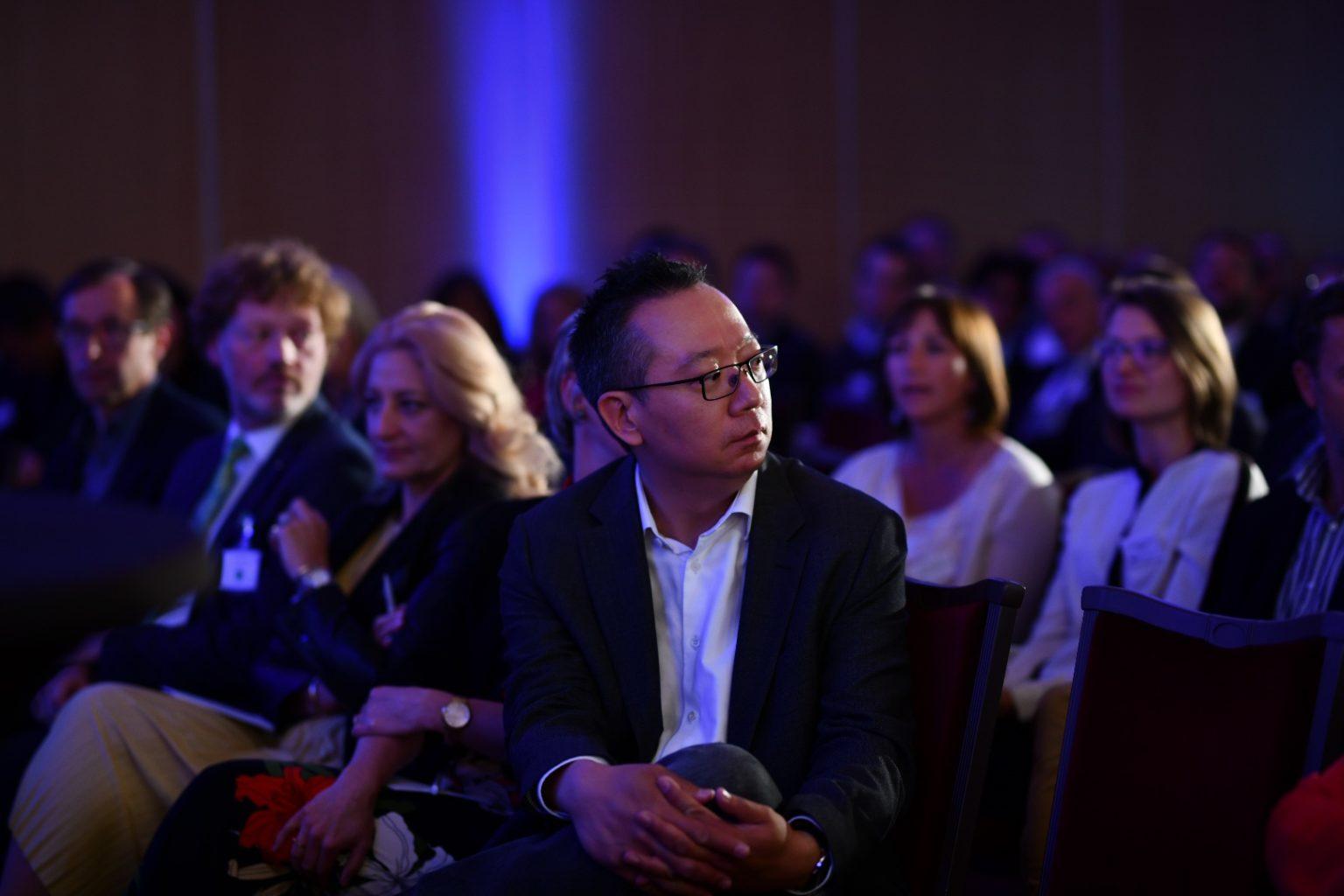 Geoffroy Josquin, fondateur d'Event4Biz, Nuit des Entrepreneurs Inspirants, Namur