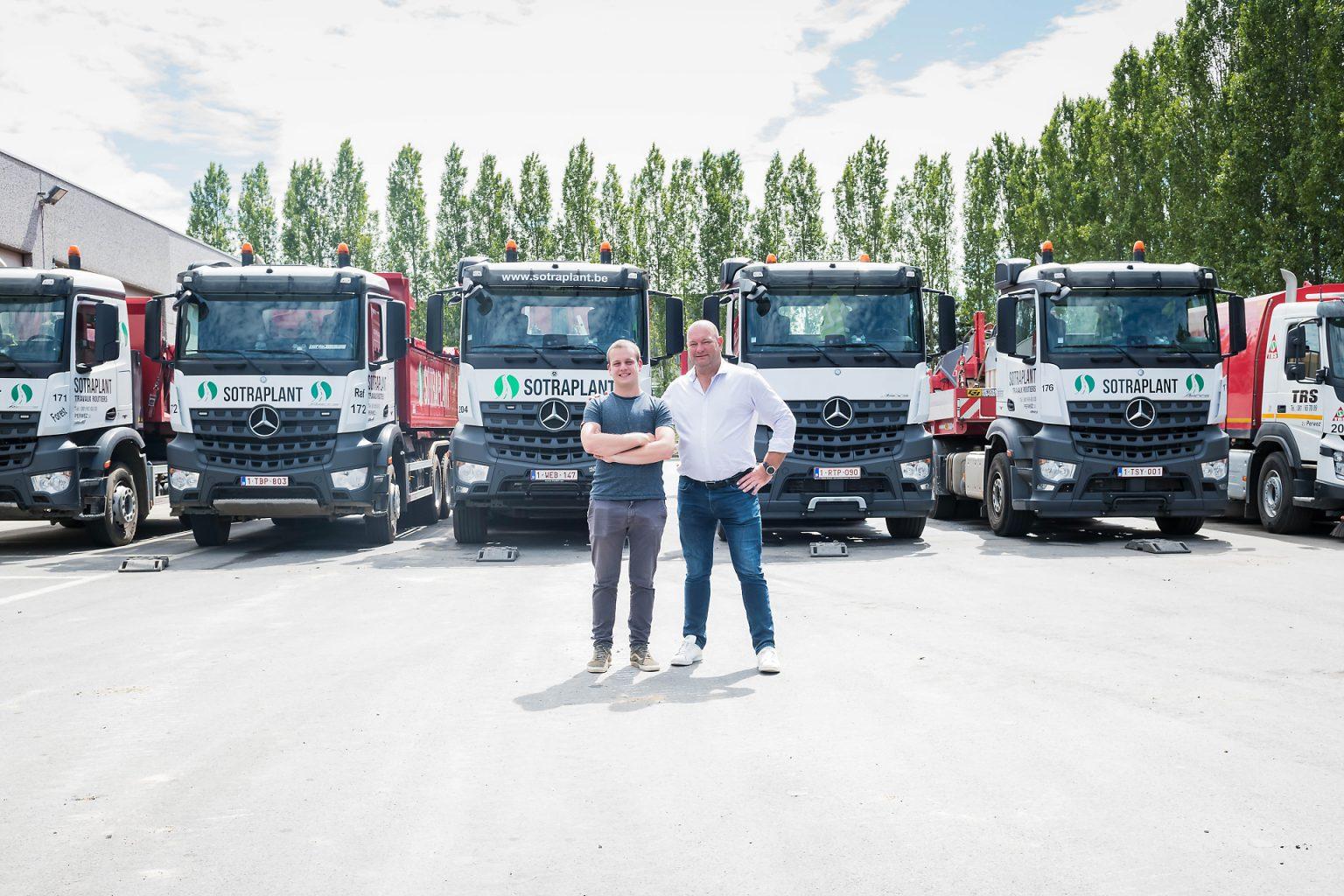 Xavier et Loïc Broers, Groupe Broers, reportage d'entreprise par Aurore Delsoir photographe d'entreprise