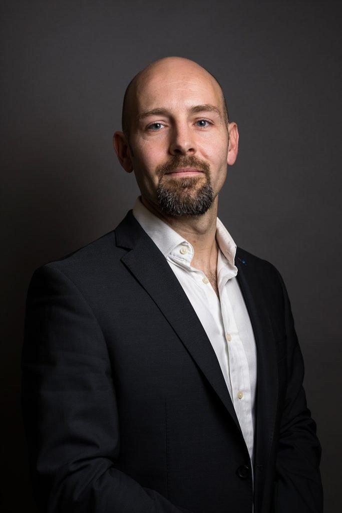 Portrait de Jean-Philippe Machtelinkx, ancien étudiant de l'HelHA, Rencontres Etudiants-Anciens à la HelHA (Mons)