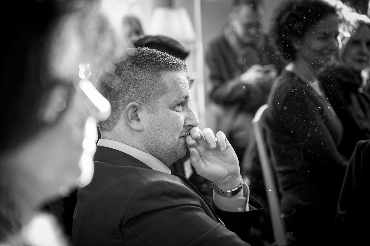 Stéphane Piette, Rencontres du manager BSPK, par Aurore Delsoir Photographe