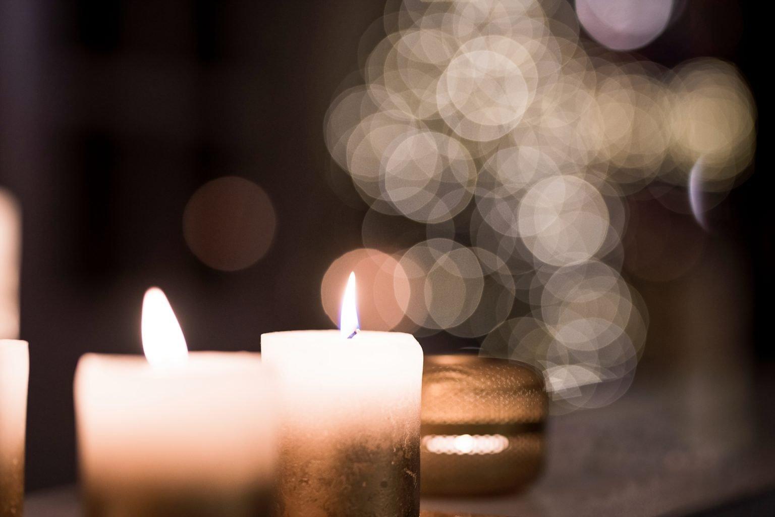 Photographie lumières fêtes de fin d'année Aurore Delsoir Photographe