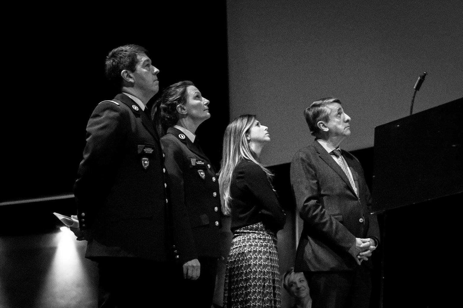 Prix Yansenne 2019, Remise diplômes Brusafe.Brussels 2019 par Aurore Delsoir Photographie