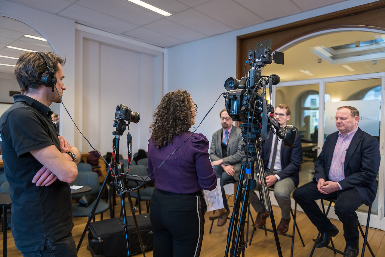 Interviews, conférence Gemstones 06 mars 2020 par Aurore Delsoir photographe