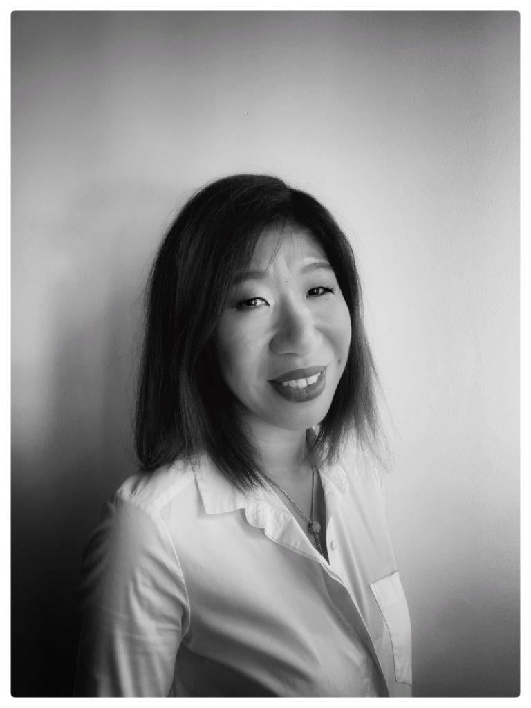 Portrait noir et blanc pour EcoXtract par Aurore Delsoir