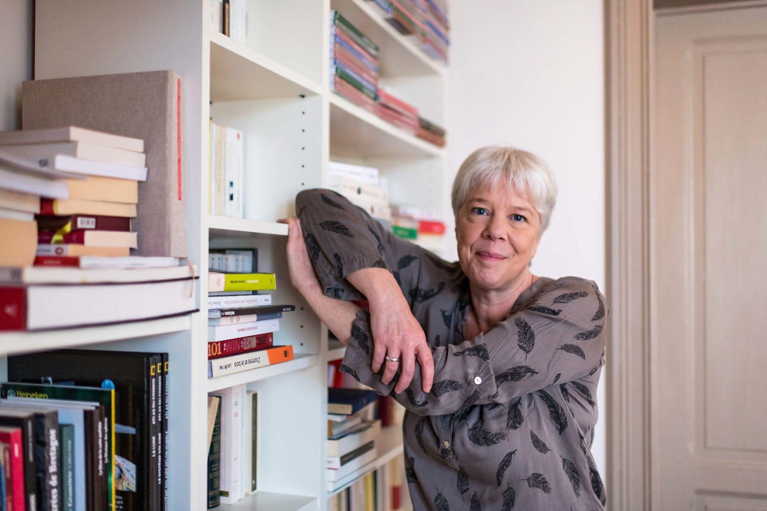 Pascale Van Obberghen Univers des livres