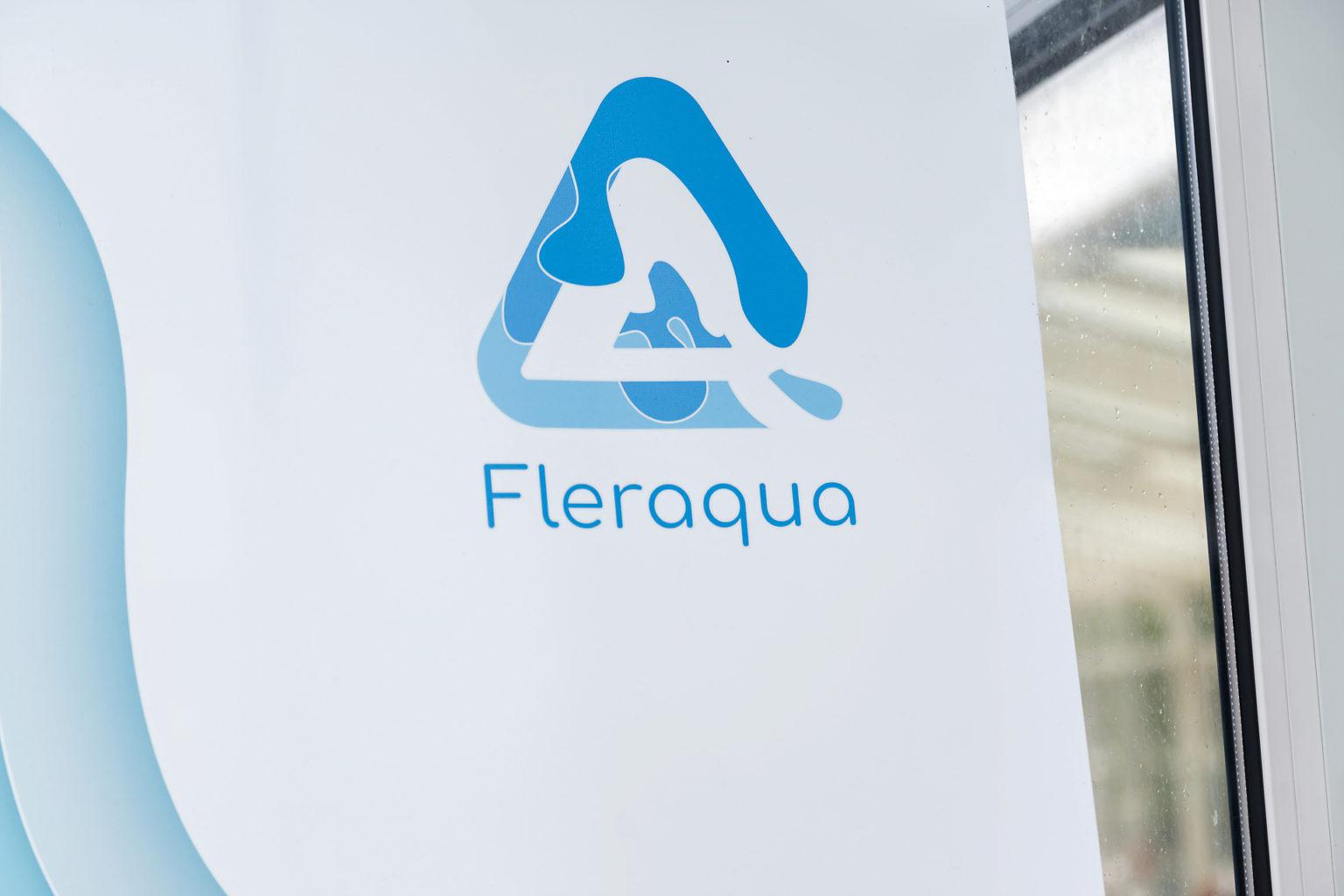 Logo de Fleraqua