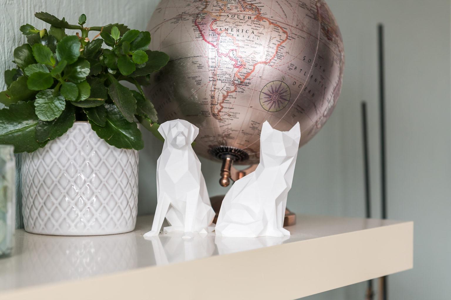 Des petits objets déco créés par Yann Jacquet, iideo